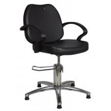 Парикмахерское кресло СОЛО Модерн на гидроподъемнике